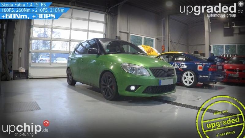 mpm sportcars - skoda fabia 1.4 tsi rs up1 ii (02/07-10/14)